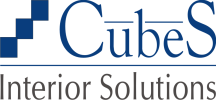 Cubes Interior Design Logo